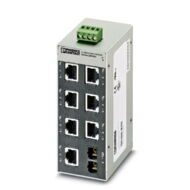 Industrial Ethernet Switch - FL SWITCH SFN 7TX/FX-NF