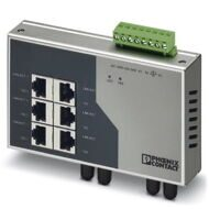Industrial Ethernet Switch - FL SWITCH SF 6TX/2FX ST