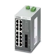 Industrial Ethernet Switch - FL SWITCH SFN 14TX/2FX