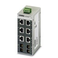 Industrial Ethernet Switch - FL SWITCH SFN 6TX/2FX-NF